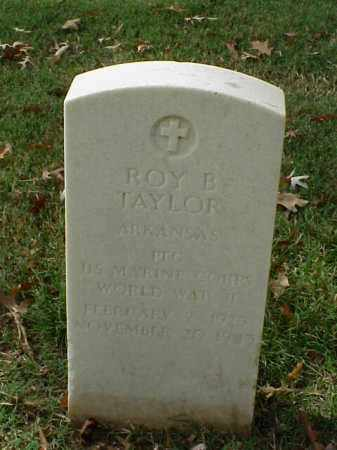 TAYLOR (VETERAN WWII), ROY B - Pulaski County, Arkansas | ROY B TAYLOR (VETERAN WWII) - Arkansas Gravestone Photos