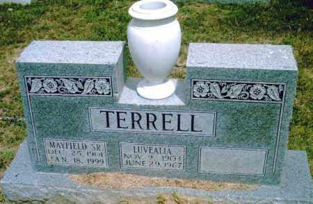 TERRELL, SR., MAYFIELD - Pulaski County, Arkansas | MAYFIELD TERRELL, SR. - Arkansas Gravestone Photos