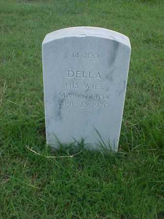 TERRY, DELLA - Pulaski County, Arkansas | DELLA TERRY - Arkansas Gravestone Photos