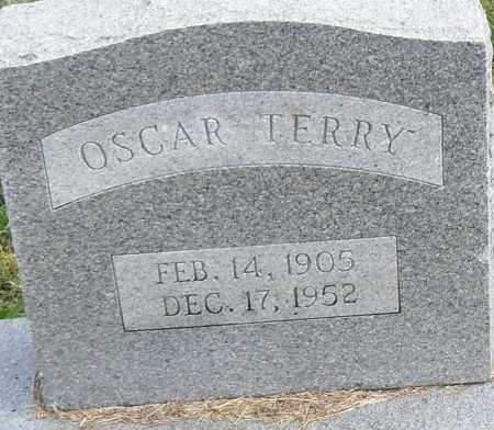 TERRY, OSCAR - Pulaski County, Arkansas | OSCAR TERRY - Arkansas Gravestone Photos