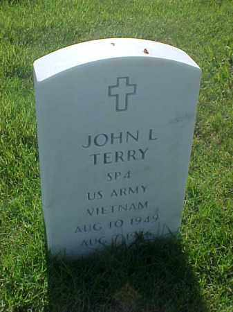 TERRY (VETERAN VIET), JOHN L - Pulaski County, Arkansas | JOHN L TERRY (VETERAN VIET) - Arkansas Gravestone Photos
