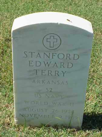 TERRY (VETERAN WWII), STANFORD EDWARD - Pulaski County, Arkansas | STANFORD EDWARD TERRY (VETERAN WWII) - Arkansas Gravestone Photos
