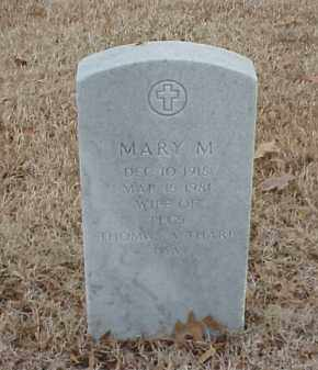 THARP, MARY M - Pulaski County, Arkansas | MARY M THARP - Arkansas Gravestone Photos