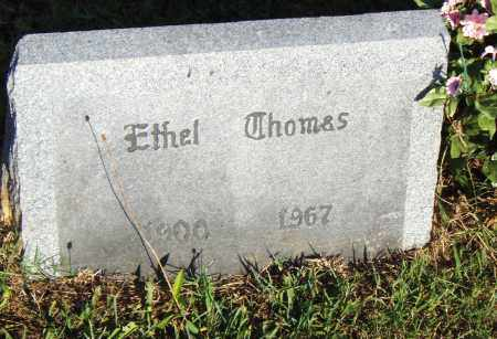 THIOMAS, ETHEL - Pulaski County, Arkansas | ETHEL THIOMAS - Arkansas Gravestone Photos