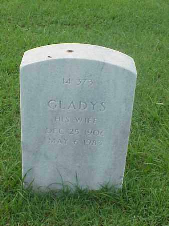 THOMAS, GLADYS - Pulaski County, Arkansas | GLADYS THOMAS - Arkansas Gravestone Photos