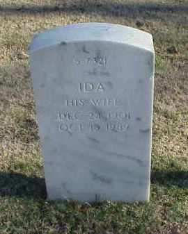 THOMAS, IDA - Pulaski County, Arkansas | IDA THOMAS - Arkansas Gravestone Photos