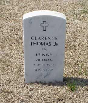 THOMAS, JR (VETERAN VIET), CLARENCE - Pulaski County, Arkansas | CLARENCE THOMAS, JR (VETERAN VIET) - Arkansas Gravestone Photos