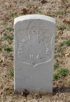 "THOMAS, THOMAS ""TOMMIE"" - Pulaski County, Arkansas 