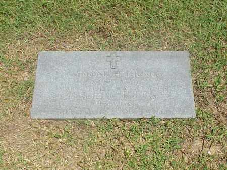 THOMAS (VETERAN WWII), RAYMOND H - Pulaski County, Arkansas | RAYMOND H THOMAS (VETERAN WWII) - Arkansas Gravestone Photos