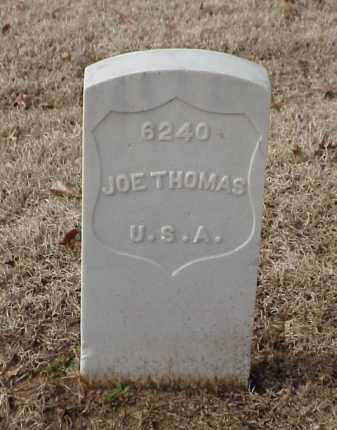 THOMAS (VETERAN UNION), JOE - Pulaski County, Arkansas | JOE THOMAS (VETERAN UNION) - Arkansas Gravestone Photos