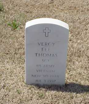 THOMAS (VETERAN VIET), VERCY LEE - Pulaski County, Arkansas | VERCY LEE THOMAS (VETERAN VIET) - Arkansas Gravestone Photos