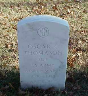 THOMASON (VETERAN WWII), OSCAR C - Pulaski County, Arkansas | OSCAR C THOMASON (VETERAN WWII) - Arkansas Gravestone Photos