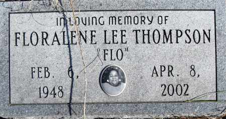 LEE THOMPSON, FLORALENE - Pulaski County, Arkansas | FLORALENE LEE THOMPSON - Arkansas Gravestone Photos