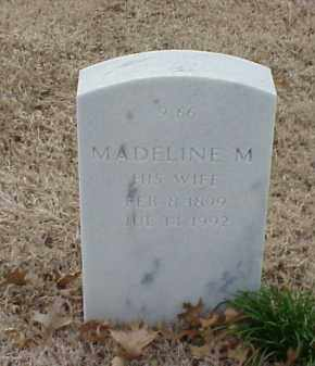 THOMPSON, MADELINE M. - Pulaski County, Arkansas | MADELINE M. THOMPSON - Arkansas Gravestone Photos