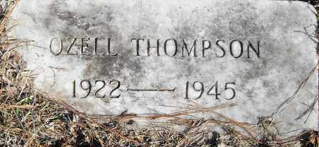 THOMPSON, OZELL - Pulaski County, Arkansas | OZELL THOMPSON - Arkansas Gravestone Photos