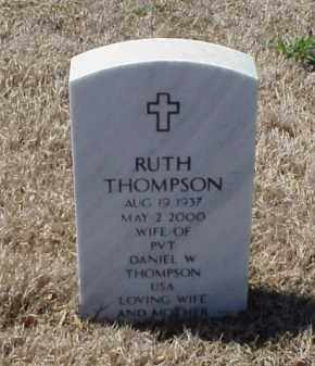 THOMPSON, RUTH - Pulaski County, Arkansas | RUTH THOMPSON - Arkansas Gravestone Photos