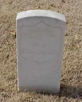 THOMPSON (VETERAN UNION), FRANKLIN - Pulaski County, Arkansas | FRANKLIN THOMPSON (VETERAN UNION) - Arkansas Gravestone Photos