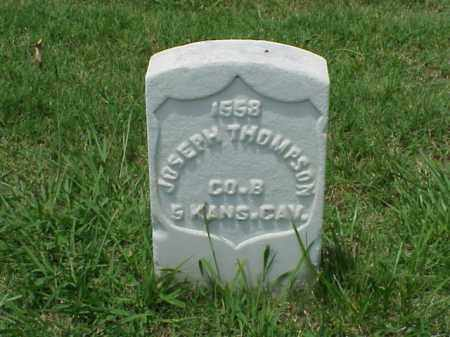 THOMPSON (VETERAN UNION), JOSEPH - Pulaski County, Arkansas | JOSEPH THOMPSON (VETERAN UNION) - Arkansas Gravestone Photos