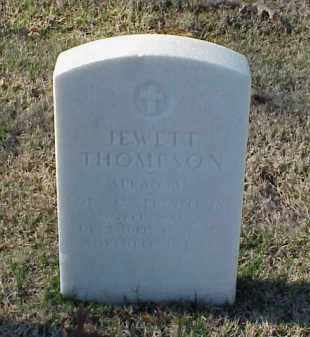 THOMPSON (VETERAN WWI), JEWETT - Pulaski County, Arkansas | JEWETT THOMPSON (VETERAN WWI) - Arkansas Gravestone Photos