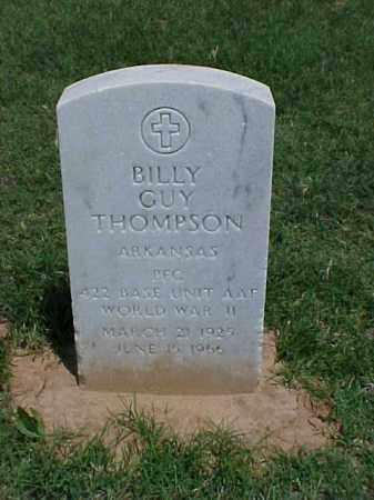 THOMPSON (VETERAN WWII), BILLY GUY - Pulaski County, Arkansas | BILLY GUY THOMPSON (VETERAN WWII) - Arkansas Gravestone Photos