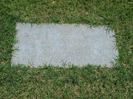 THOMPSON (VETERAN WWII), JAMES F - Pulaski County, Arkansas | JAMES F THOMPSON (VETERAN WWII) - Arkansas Gravestone Photos