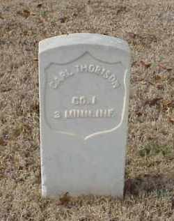 THORISON (VETERAN UNION), CARL - Pulaski County, Arkansas | CARL THORISON (VETERAN UNION) - Arkansas Gravestone Photos