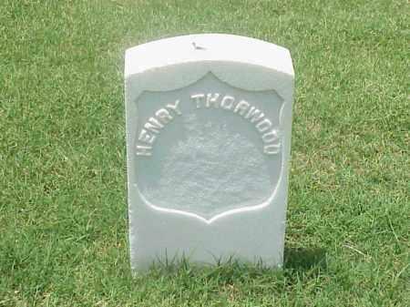 THORWOOD (VETERAN 1812), HENRY - Pulaski County, Arkansas | HENRY THORWOOD (VETERAN 1812) - Arkansas Gravestone Photos