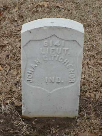 TICHENOR (VETERAN UNION), JONAH G - Pulaski County, Arkansas | JONAH G TICHENOR (VETERAN UNION) - Arkansas Gravestone Photos