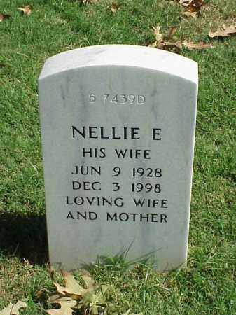 TIFFIN, NELLIE E - Pulaski County, Arkansas | NELLIE E TIFFIN - Arkansas Gravestone Photos