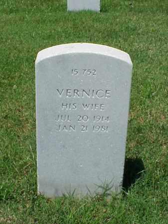 TIMS, VERNICE - Pulaski County, Arkansas | VERNICE TIMS - Arkansas Gravestone Photos