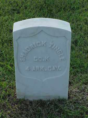 TINGLE (VETERAN UNION), SHADRICK - Pulaski County, Arkansas | SHADRICK TINGLE (VETERAN UNION) - Arkansas Gravestone Photos