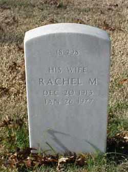 TIPTON, RACHEL M - Pulaski County, Arkansas | RACHEL M TIPTON - Arkansas Gravestone Photos