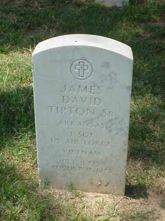 TIPTON, SR (VETERAN VIET), JAMES DAVID - Pulaski County, Arkansas | JAMES DAVID TIPTON, SR (VETERAN VIET) - Arkansas Gravestone Photos