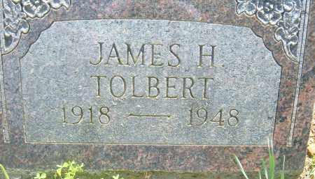 TOLBERT, JAMES H. - Pulaski County, Arkansas | JAMES H. TOLBERT - Arkansas Gravestone Photos