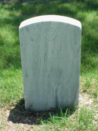 TOLBERT, SR (VETERAN WWII), EARL - Pulaski County, Arkansas | EARL TOLBERT, SR (VETERAN WWII) - Arkansas Gravestone Photos