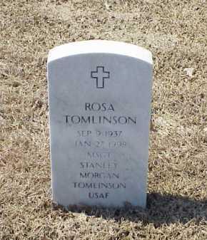 TOMLINSON, ROSA - Pulaski County, Arkansas | ROSA TOMLINSON - Arkansas Gravestone Photos