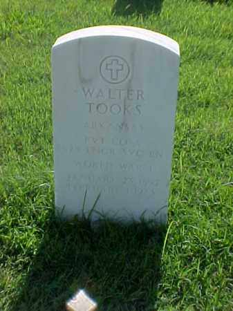 TOOKS (VETERAN WWI), WALTER - Pulaski County, Arkansas | WALTER TOOKS (VETERAN WWI) - Arkansas Gravestone Photos