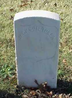 TOREN (VETERAN UNION), JACKSON - Pulaski County, Arkansas | JACKSON TOREN (VETERAN UNION) - Arkansas Gravestone Photos