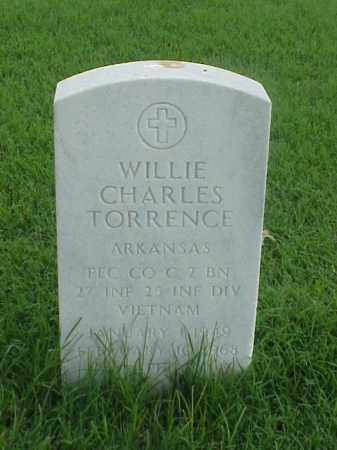 TORRENCE (VETERAN VIET), WILLIE CHARLES - Pulaski County, Arkansas | WILLIE CHARLES TORRENCE (VETERAN VIET) - Arkansas Gravestone Photos