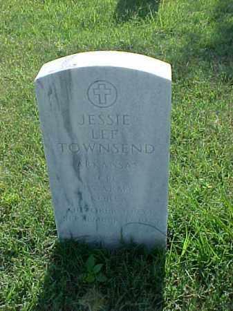 TOWNSEND (VETERAN KOR), JESSIE LEE - Pulaski County, Arkansas | JESSIE LEE TOWNSEND (VETERAN KOR) - Arkansas Gravestone Photos