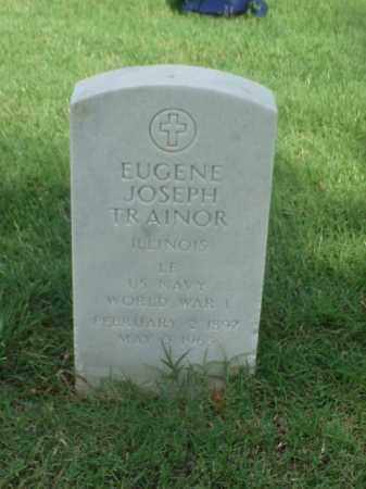 TRAINOR (VETERAN WWI), EUGENE JOSEPH - Pulaski County, Arkansas | EUGENE JOSEPH TRAINOR (VETERAN WWI) - Arkansas Gravestone Photos