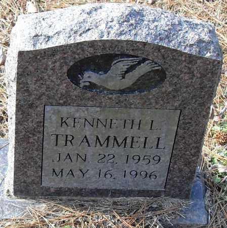 TRAMMELL, KENNETH - Pulaski County, Arkansas | KENNETH TRAMMELL - Arkansas Gravestone Photos