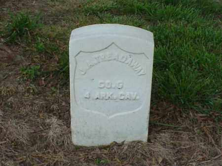 TREADWAY (VETERAN UNION), J A - Pulaski County, Arkansas | J A TREADWAY (VETERAN UNION) - Arkansas Gravestone Photos