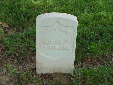 TREAT (VETERAN UNION), SYREL - Pulaski County, Arkansas | SYREL TREAT (VETERAN UNION) - Arkansas Gravestone Photos