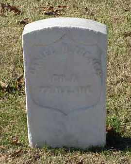 TRENCH (VETERAN UNION), DANIEL B - Pulaski County, Arkansas | DANIEL B TRENCH (VETERAN UNION) - Arkansas Gravestone Photos