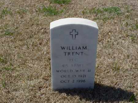 TRENT (VETERAN WWII), WILLIAM - Pulaski County, Arkansas | WILLIAM TRENT (VETERAN WWII) - Arkansas Gravestone Photos