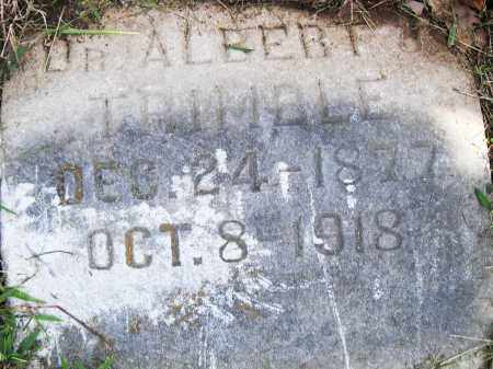 TRIMBLE, ALBERT - Pulaski County, Arkansas | ALBERT TRIMBLE - Arkansas Gravestone Photos