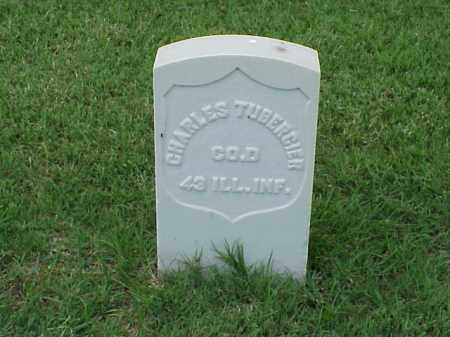 TUBERGIER (VETERAN UNION), CHARLES - Pulaski County, Arkansas | CHARLES TUBERGIER (VETERAN UNION) - Arkansas Gravestone Photos