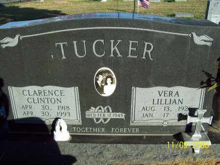 LANDERS TUCKER, VERA LILLIAN - Pulaski County, Arkansas | VERA LILLIAN LANDERS TUCKER - Arkansas Gravestone Photos