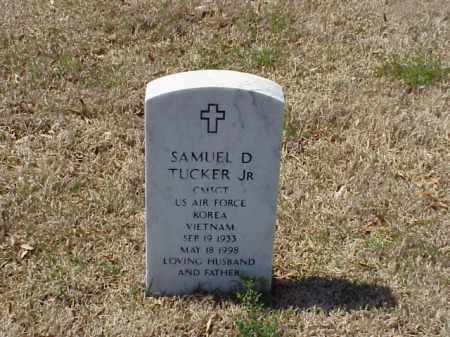 TUCKER (VETERAN 2 WARS), SAMUEL D - Pulaski County, Arkansas | SAMUEL D TUCKER (VETERAN 2 WARS) - Arkansas Gravestone Photos